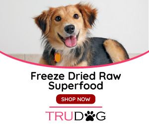 TruDog Freeze Dried Raw Superfood